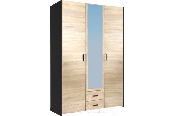Шкаф комбинированный Евва Венеция ВН-3D1Z2S