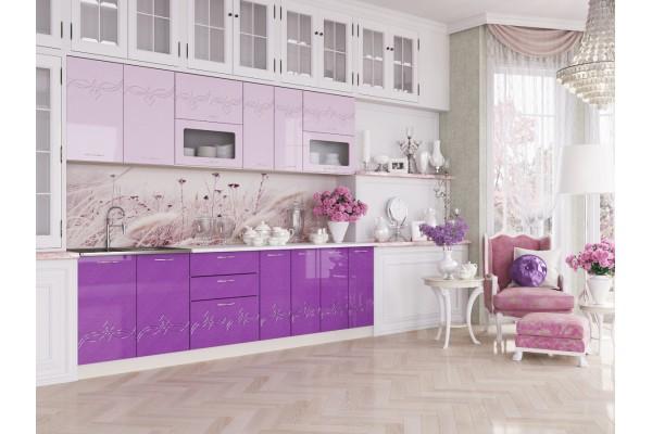 Кухня прямая Артем-Мебель Адель Принцесса