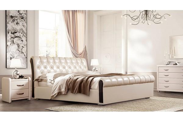 Кровать Grand Manar Чинзано с подъемным механизмом