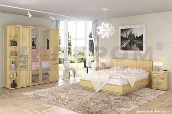 Кровать Лером Карина КР-1014