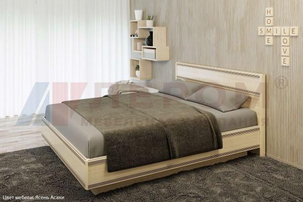 Кровать Лером Карина КР-1001