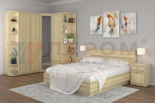 Кровать Лером Карина КР-1004